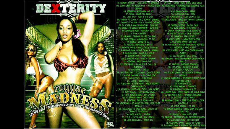 Dexterity - Reggae Madness 2007