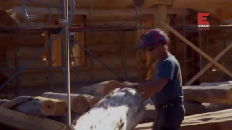 Уникальные дома из дерева 3 сезон 2 серия