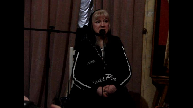 Жанна Бичевская рассказывает о себе.