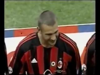 Juventus - Milan 1-1 (5-3 dopo Calci di Rigore) (03.08.2003) Finale Supercoppa Italiana.