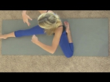 Как сесть на шпагат - комплекс упражнений на растяжку
