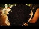 Удивительные черные розы