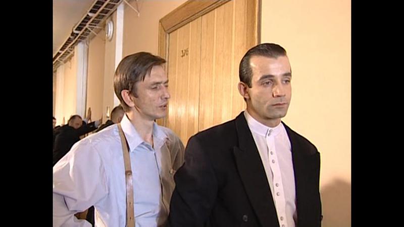 Паскудный мусорок - Бандитский Петербург. Адвокат (2000) [отрывок / фрагмент / эпизод]