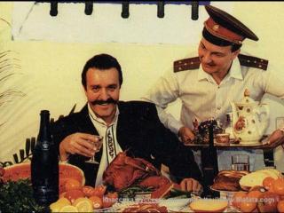 Вилли Токарев рекомендует водку на завтрак, обед и ужин!