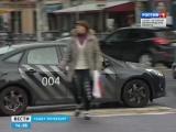 Итоги первого месяца работы платных парковок в центре Петербурга