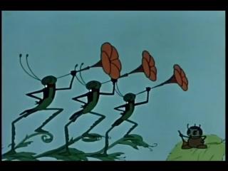 Муха-Цокотуха (1960) ♥ Добрые советские мультфильмы ♥ http___vk.com_club54443855