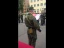 Присяга сына. Москва 2017