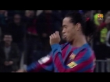 Ronaldinho is back