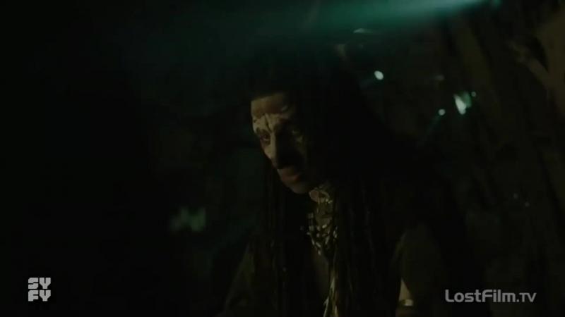 12 обезьян 4 сезон — Русский трейлер