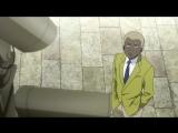 Cyborg 009 vs. Devilman | Киборг 009 против Человека-Дьявола 1 серия - OVA