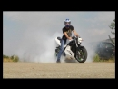 Закрытие сезона)drag racing 2016 kawasaki zx6r.burnout