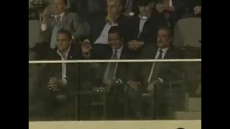2003 - 2004 Sezonu - Beşiktaş-Trabzonspor dakika 42 gol Emre Aşık