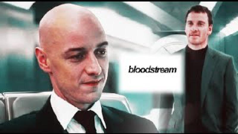 Charles erik || bloodstream [apocalypse]