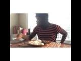 Как едят ганста нигеры