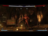 Слитый геймплей Injustice 2 с Джокером!