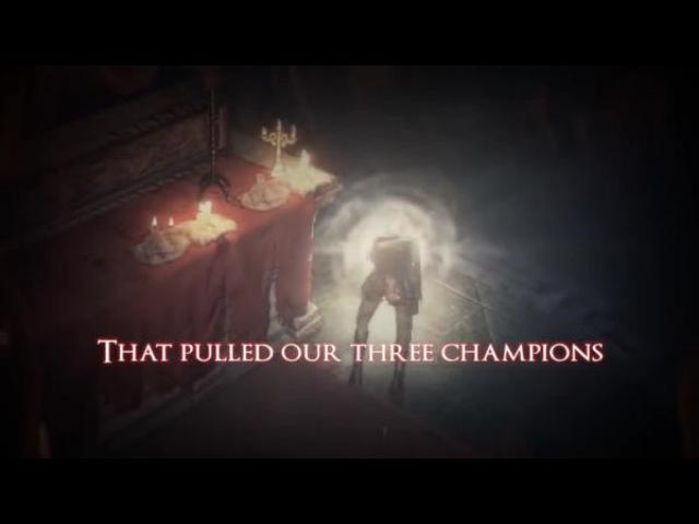 Едвард Янтарные Штаны - Dark Souls 3