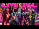 Guardians of The Galaxy Vol. 2 - Heathens [Music Video]