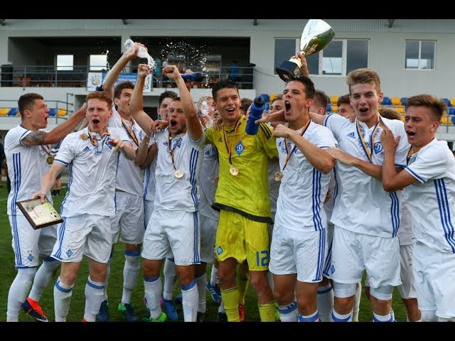 Абсолютні чемпіони! Тріумф динамівської футбольної школи!