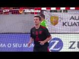 Fernando Wilhelm zurdazo contra Braga