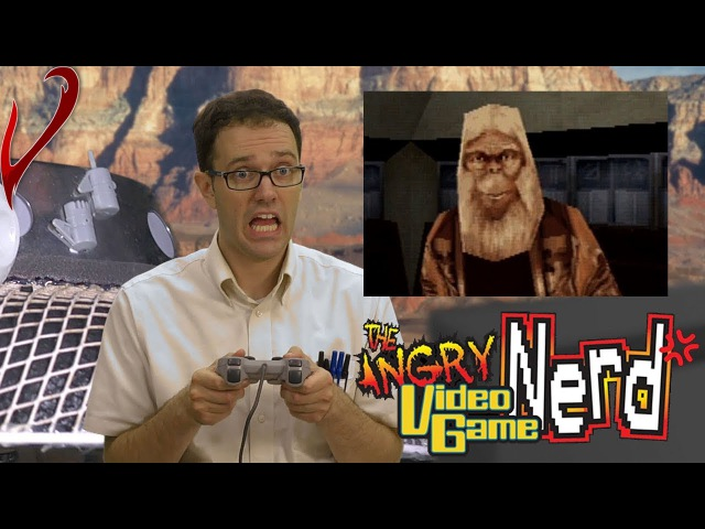 Planet of the Apes (Sony Playstation) [AVGN 146 - RUS RVV]