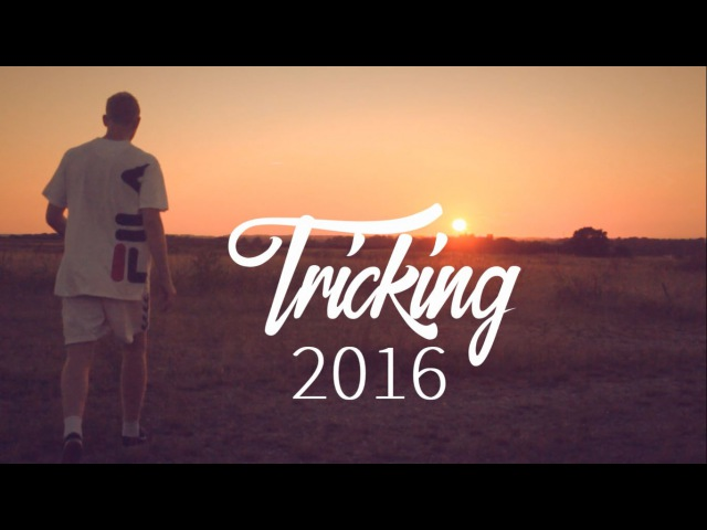 Andreas Fogh - Tricking 2016