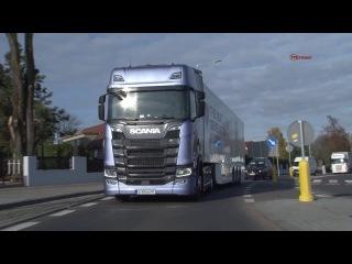 Nowa Scania S 730 na testach w Polsce