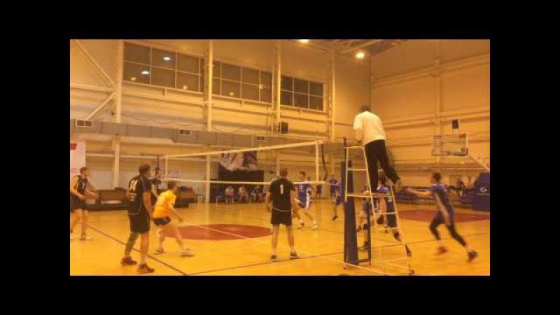 УрФУ - Локомотив-Авторитет : 2-3