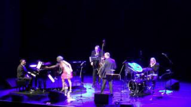 Gunhild Carling Antti Sarpila Swing Band at Savoy, Helsinki. Part II