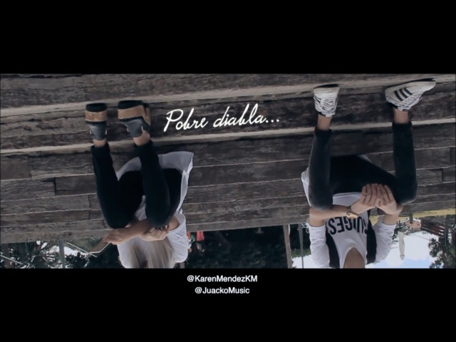 Pobre Diabla - Don Omar (Cover Karen Méndez Juacko)