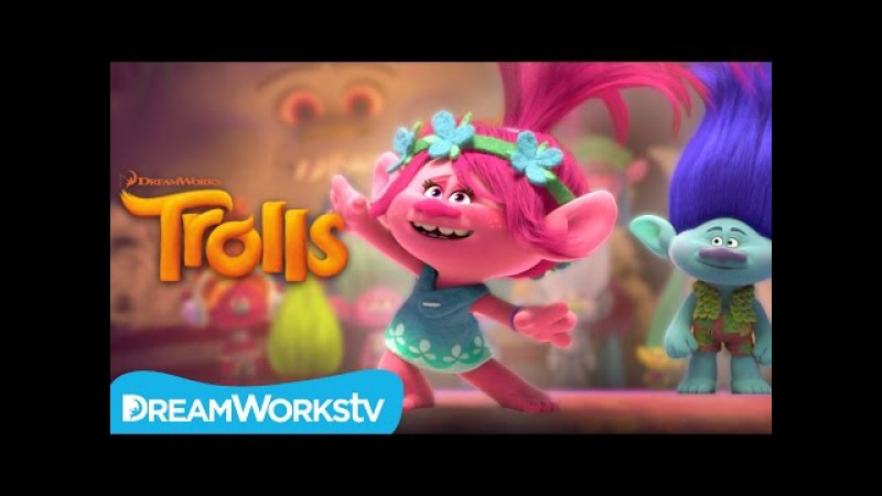 Can't Stop The Feeling! Official Movie Clip | TROLLS