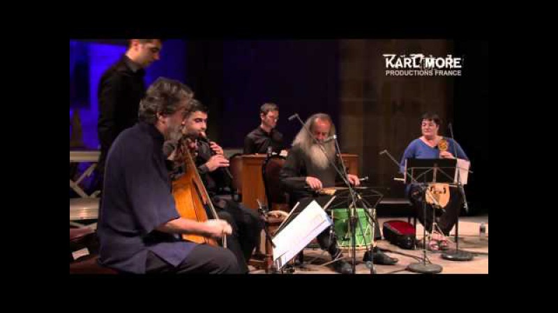 Esprit d'Arménie. Menk kadj tohmi (Chant de lutte). Jordi Savall.
