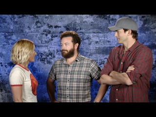 WWE Unfiltered with Renee Young: Special guests Ashton Kutcher and Danny Masterson