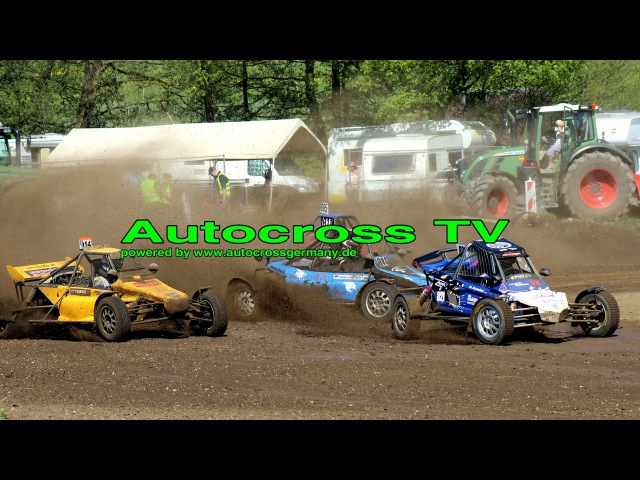 Autocross Europameisterschaft in Seelow 2017