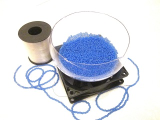 Спиннер для набора бисера своими руками / Spinner for beads DIY
