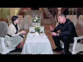 Tet-a-tet с Екатериной Арнаут на телеканале РЕН Молдова ~ Александр Шишкин (16.11.2016)