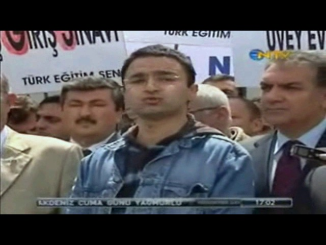 Ntv Akşam Haberleri YGS İptal Davası Turgay Karakuş