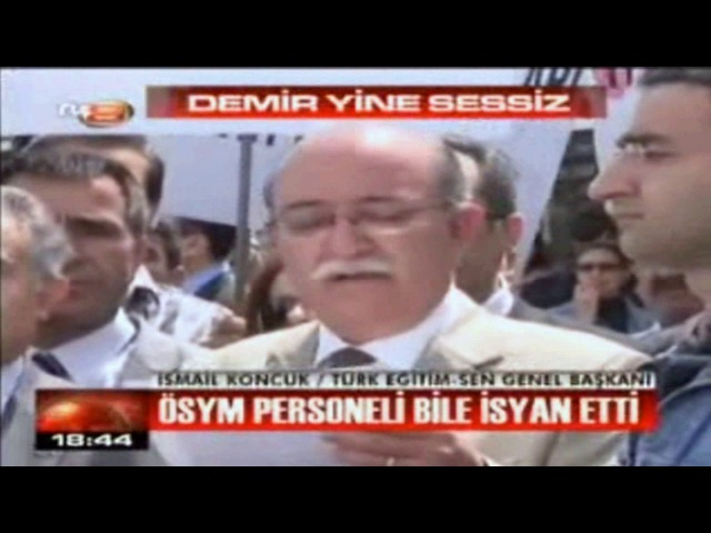 Tv 8 Ana Haber YGS İptal Davası Turgay Karakuş