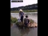Неуклюжий рыбачёк