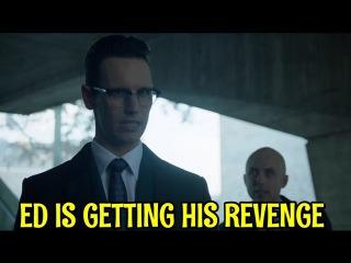 Edward Is Getting His Revenge On Oswald - Gotham Season 3 Episode 12 -
