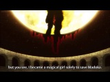 Puella Magi Madoka Magica: Rebellion - Homura vs Kyubey