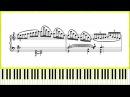 Vladimir Titov - Fantasy On The White Keys Pretty Woman Op.1 №2 (piano score)