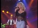 OLÉ OLÉ (MARTA SANCHEZ) con sólo una mirada rockopop 1989