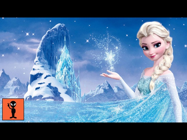FUNNY BEST KIDS GAMES 👶 TOP BABY GAMES DISNEY - Cold Heart and Elsa Mandala Coloring [FLASH]