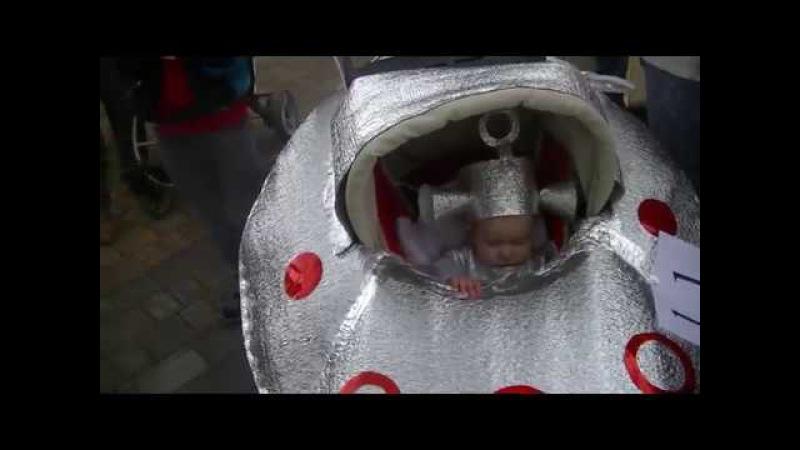 Самый симпатичный инопланетянин в Белгороде