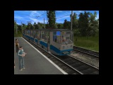 Trainz 12// Чапаево// 1 маршрут// 71-608 КМ//