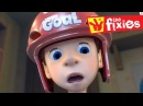 The Fixies ★ Friction and The Batteries ★ Cartoon For Kids Fixies Special