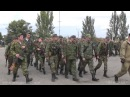 [eng subs] Militia brigade Ghost takes oath to Novorossia 09/09/14