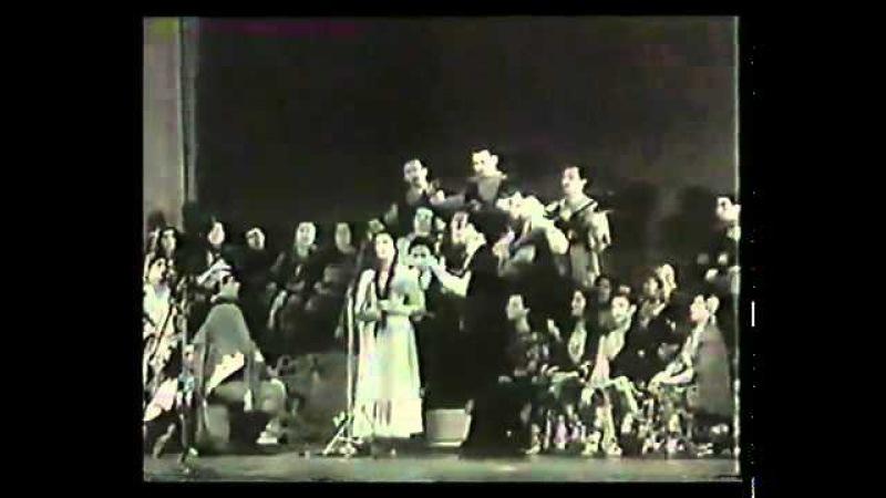 Рада Волшанинова, романс «Не смущай» Театр «Ромэн»