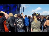 Warlock - Kiss of Death  (Live at Sweden Rock Festival)