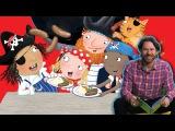 TeaTime For Pirates! Skullabones Island  Story Time for Children